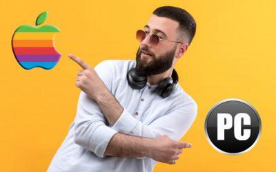 Mac vs. PC für Grafikdesign: Im Grunde ein Unentschieden