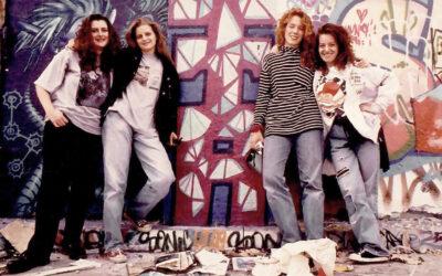 UFA – die erste weibliche Graffiti-Crew Deutschlands